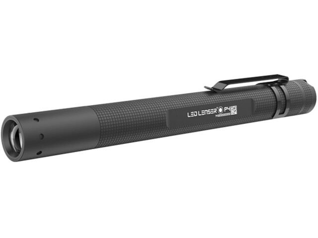 Led Lenser P4 Linterna, black